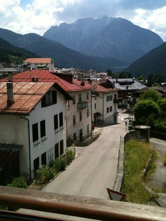 Hotel La Nuova Montanina: Panoramica dalla stanza 15