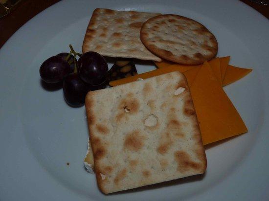 Springfield Hotel : Desayuno selección de quesos