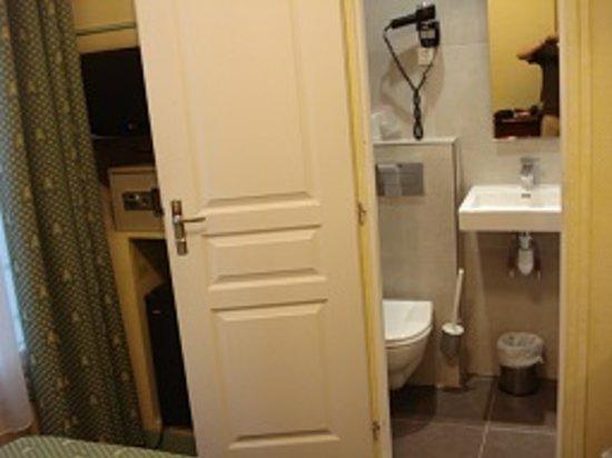 Hotel Prince Albert Louvre : 洗面