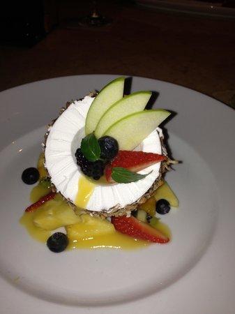 Alan Wong's Amasia: dessert :)