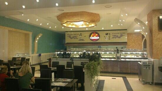San Vittore Olona, Italia: buffet