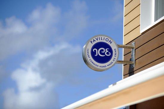 Pavilion Ice Luxury Hand Made Cornish Ice Cream Parlour: Visit us in Perranporth