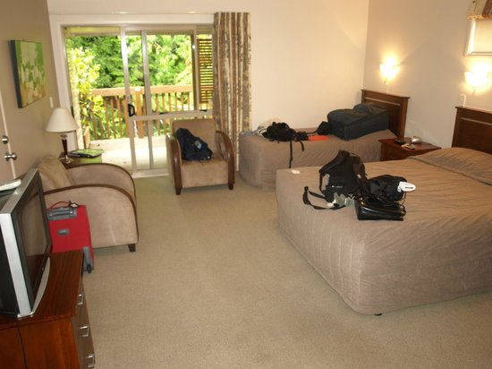 BEST WESTERN Braeside Rotorua: Habitación