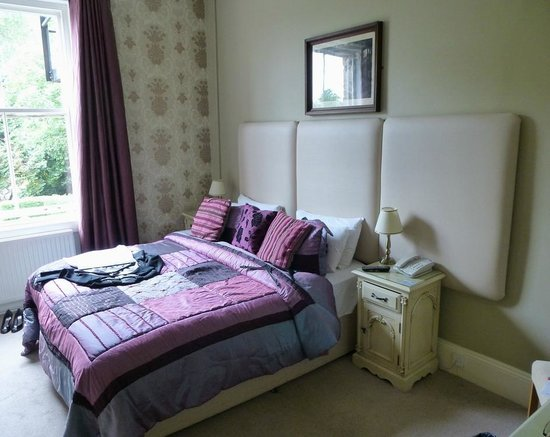 The York Priory: Room King Size Bed