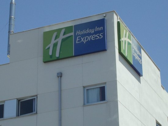 Holiday Inn Express Madrid-Getafe: Vista logo del Hotel