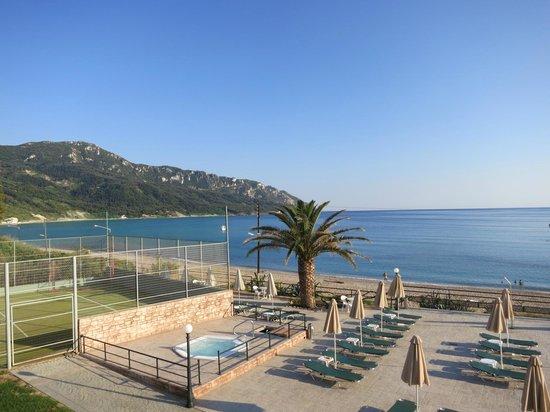 Hotel Costas Golden Beach: Agios Georgios Bay South