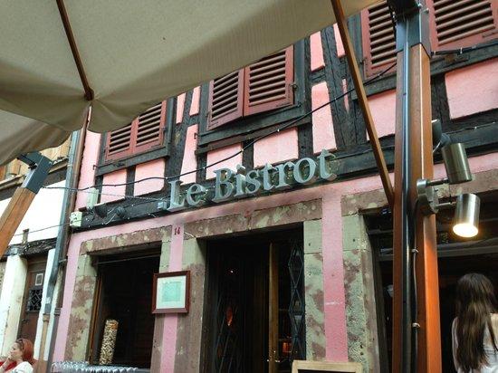 Terrasse Restaurant Strasbourg : La terrasse Picture of Le Bistrot, Strasbourg TripAdvisor