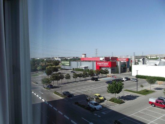 Holiday Inn Express Madrid-Getafe: Vistas desde Habitación