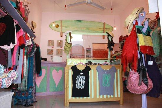 The most beautiful boutique in Punta de MIta!