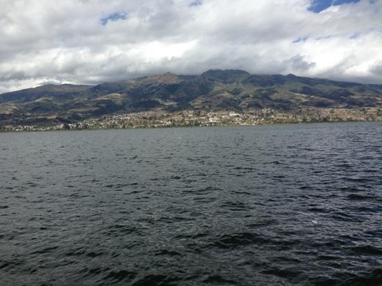 Cabanas del Lago - comedor Photo