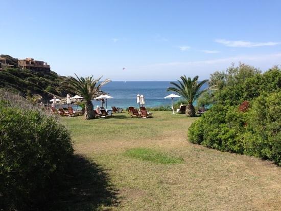 Hotel Cala Caterina: Beach
