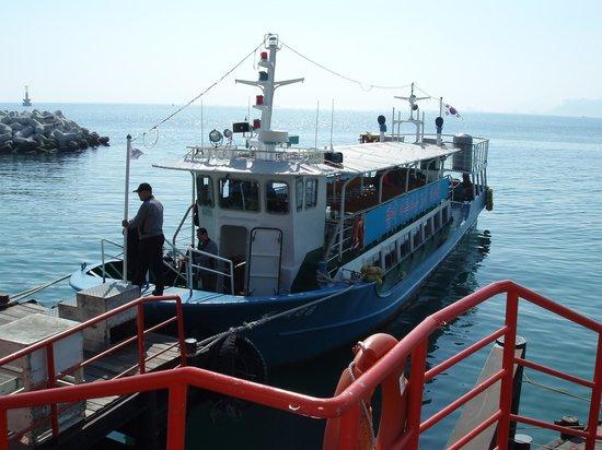 Haundae Excursion Ship