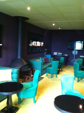 Hotel Ville d'Hiver : Public area