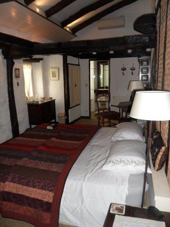 Maison Marchand : la chambre du pigeonnier