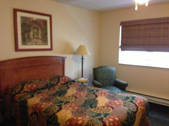 Mediterranean Inn: Inside the room