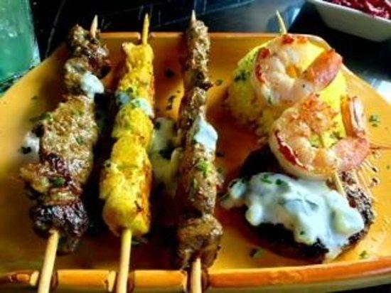 Dar Essalam: Kabab Platter
