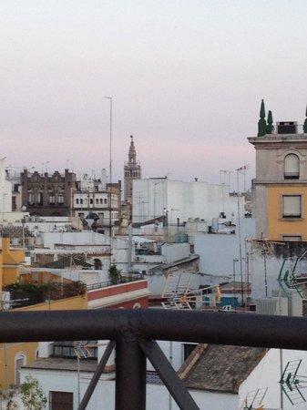 Roof iestamos arriba! : vistas