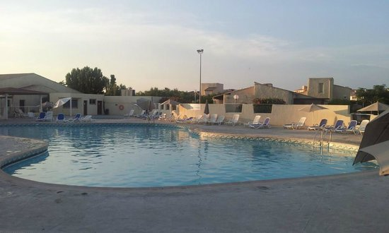 Belambra Clubs - Les Lauriers Roses : piscine