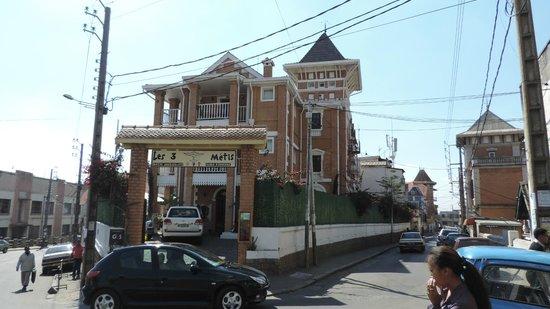 Les 3 Metis Antananarivo