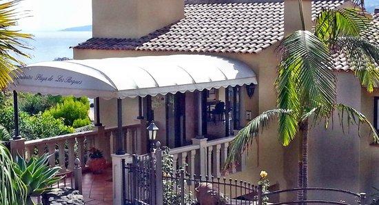 Apartamentos Playa De Los Roques: Eingang mit Rezeption