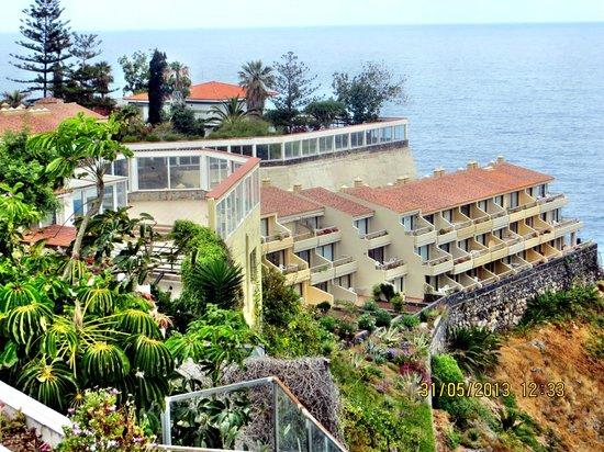 Apartamentos Playa De Los Roques: Gesamtanlage am Hang