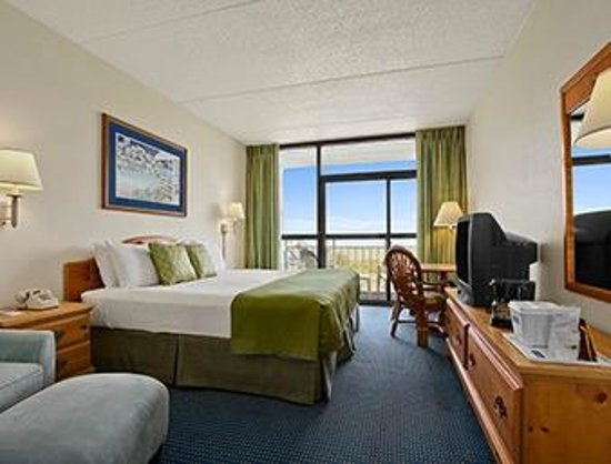 Travelodge Outer Banks/Kill Devil Hills : King room