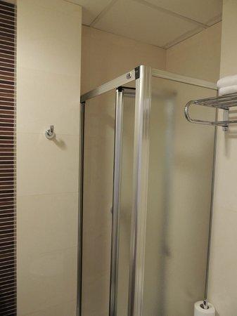 Hotel Trebol: good shower