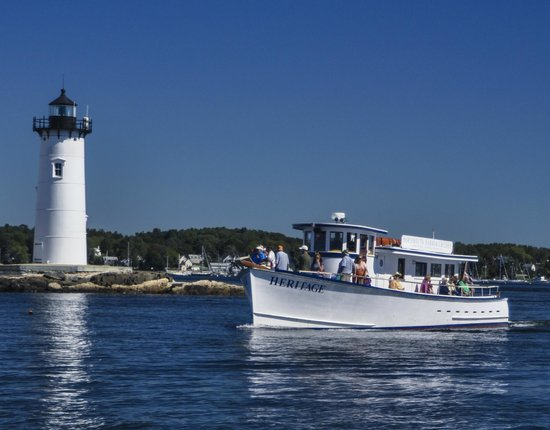 Portsmouth Harbor Cruises: Portsmouth Harbor Light