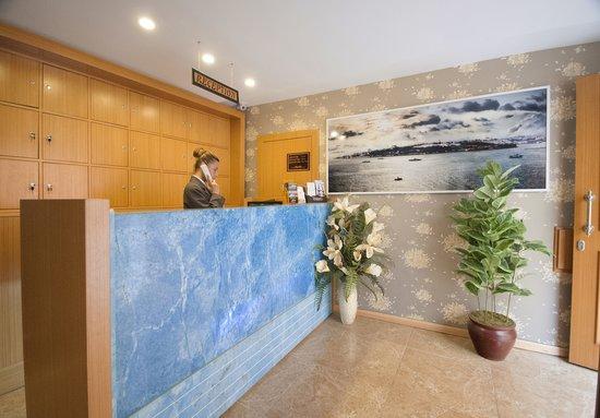 Tamara Residence : Reception