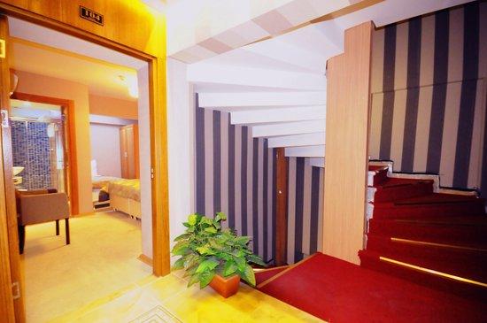 Tamara Residence : Hotel interior