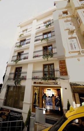 Tamara Residence : Hotel Exterior