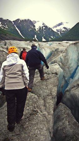 Ascending Path: Hiking