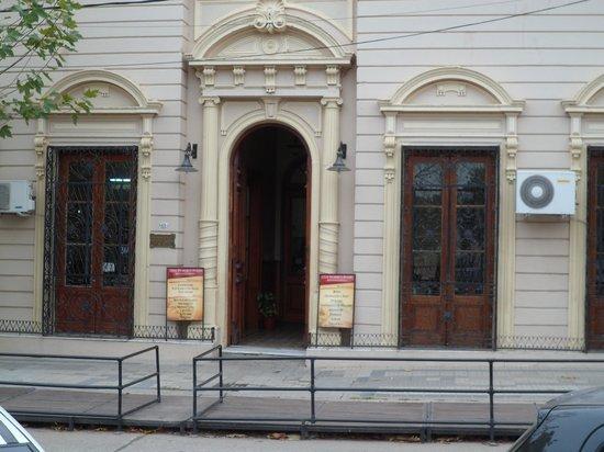 Restaurante Club Trabajo y Placer: Exterior del Club