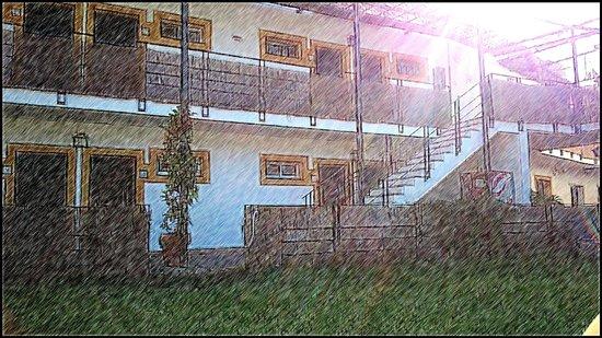 Entrada a las habitaciones picture of hotel campomar - Hotel campomar el puerto de sta maria ...
