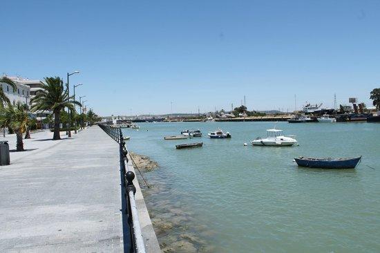 Hotel Campomar Playa: Puerto de Santa María a 8 mit en coche
