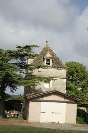 Domaine de Baboulene: Pigeonnier
