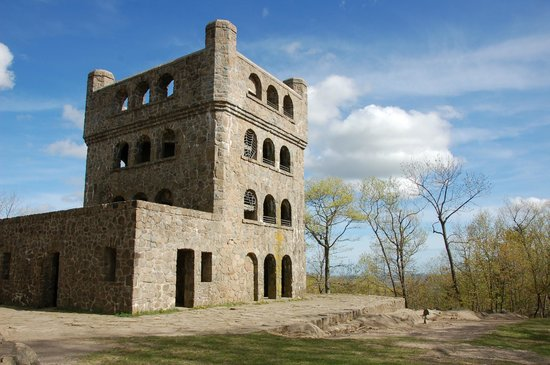 Sleeping Giant State Park: Tower