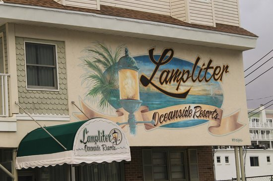 Lampliter Oceanside Resorts: hotel