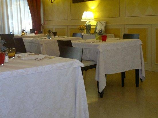 Hotel Ambasciatori: Ristorante 1