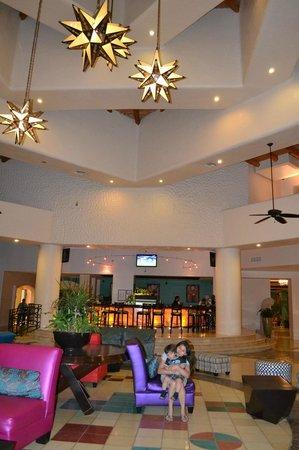 Penasco Del Sol Hotel: Lobby