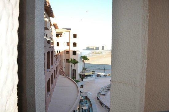 Penasco Del Sol Hotel: Room view