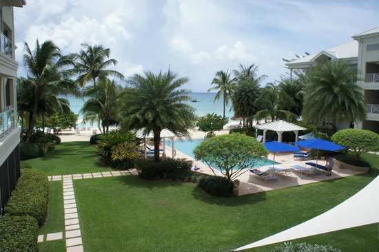 Caribbean Club: View from 202