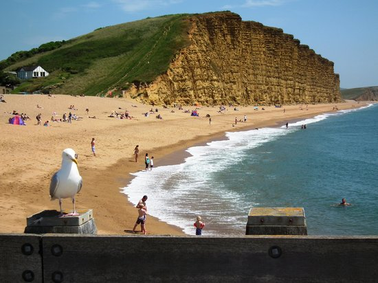 Hotel Mon Ami: West Bay Bridport