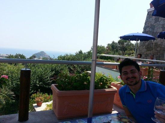 Hotel Belvedere: a pranzo che panoramaaaaaaaa