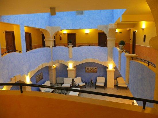 Hotel Dolcestate: Piękne wejście i recepcja