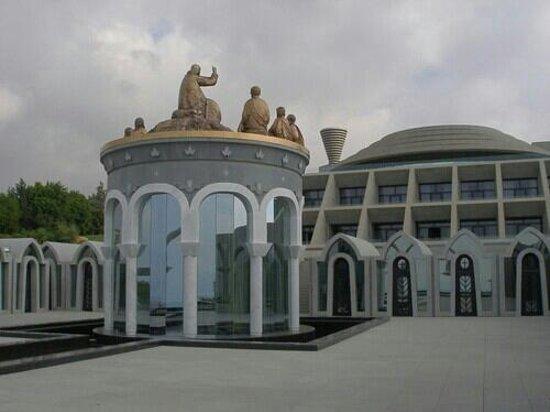 Tiberias, Israël: esterno
