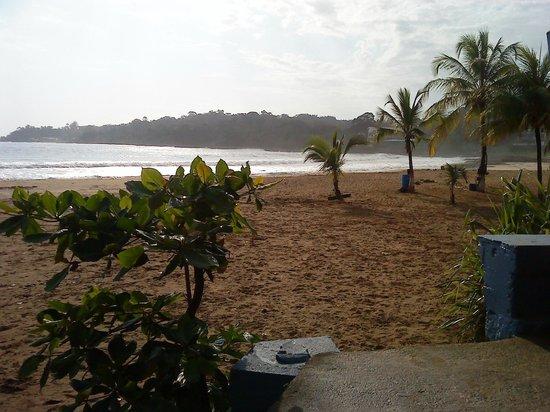 Hotel Playa Bonita: Playa Bonita