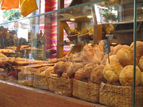 Crustó Bakery Barcelona: Crusto