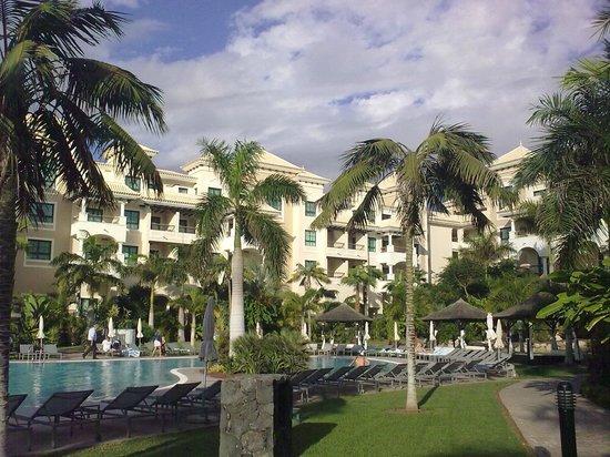 El ba o picture of gran melia palacio de isora resort spa alcala tripadvisor - Hotel gran palacio de isora ...