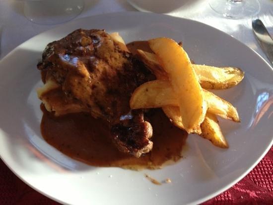 The Locke Restaurant: The Steak
